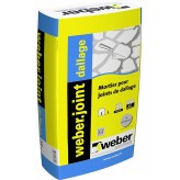 WEBERJOINT DALLAGE 25KG (WEBER.JOINT DALLAGE)