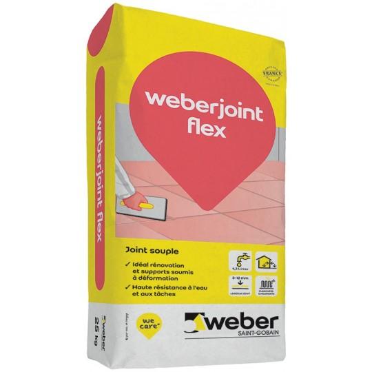 WEBERJOINT FLEX 25KG (WEBER.JOINT FLEX)