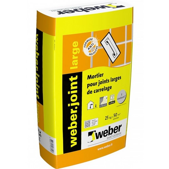 WEBERJOINT LARGE 25KG (WEBER.JOINT LARGE)