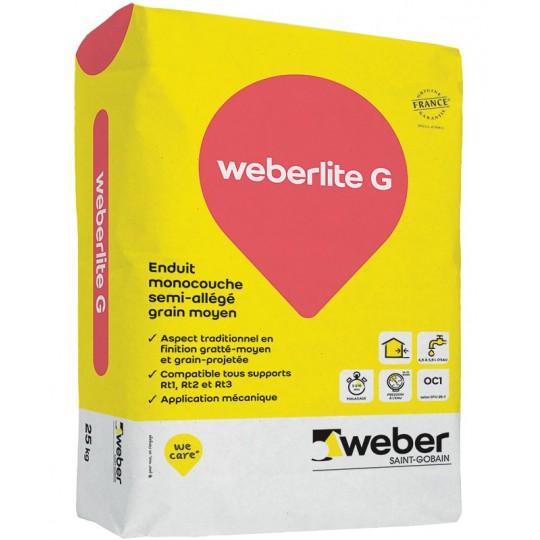 WEBERLITE G 25KG (WEBER.LITE G)