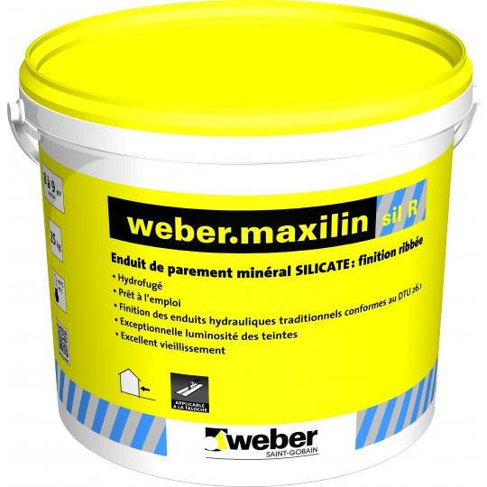 WEBERMAXILIN SIL R 25KG (WEBER.MAXILIN SIL R)