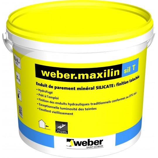 WEBERMAXILIN SIL T 25KG (WEBER.MAXILIN SIL T)