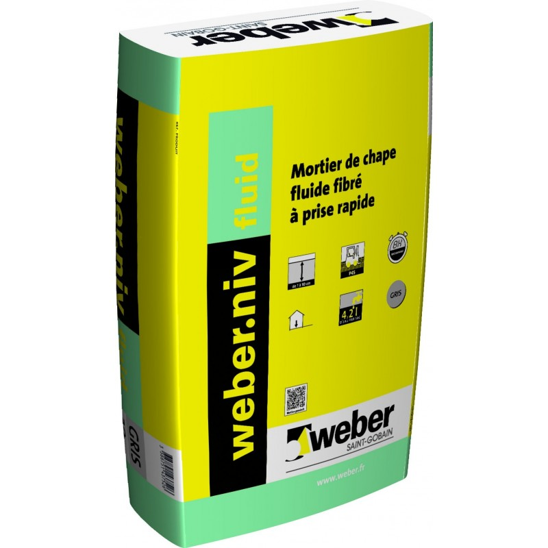 WEBERNIV FLUID 30KG (WEBER.NIV FLUID)