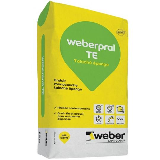 WEBERPRAL TE 25KG (WEBER.PRAL TE)