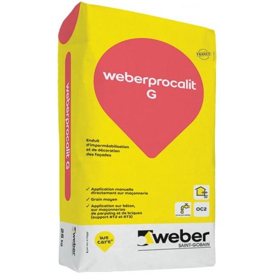 WEBERPROCALIT G 25KG (WEBER.PROCALIT G)