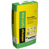 WEBERSYS HYDRO STOP 15KG