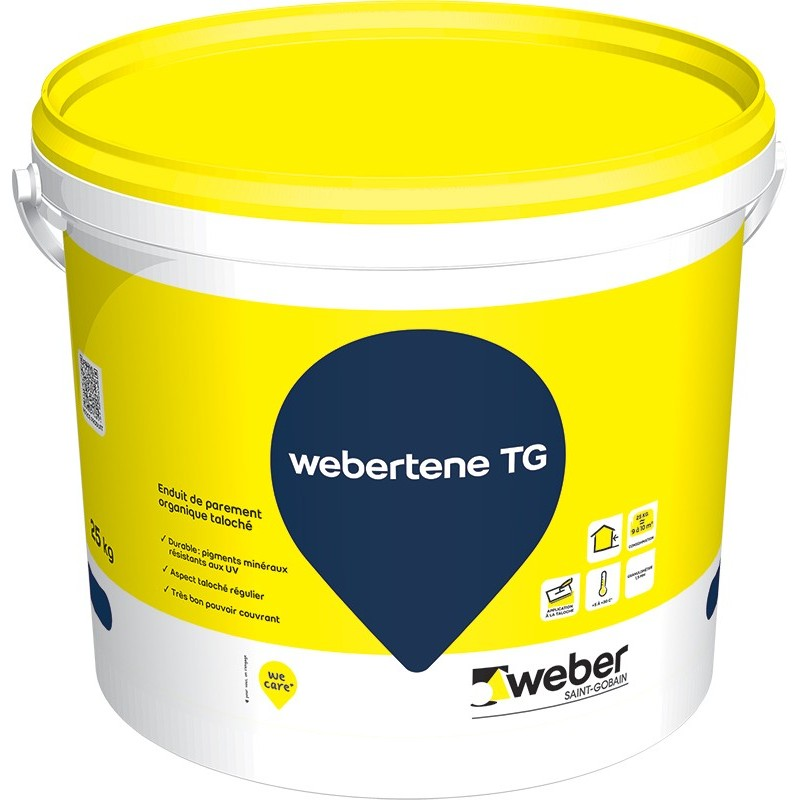 WEBERTENE TG 25KG (WEBER.TENE TG)
