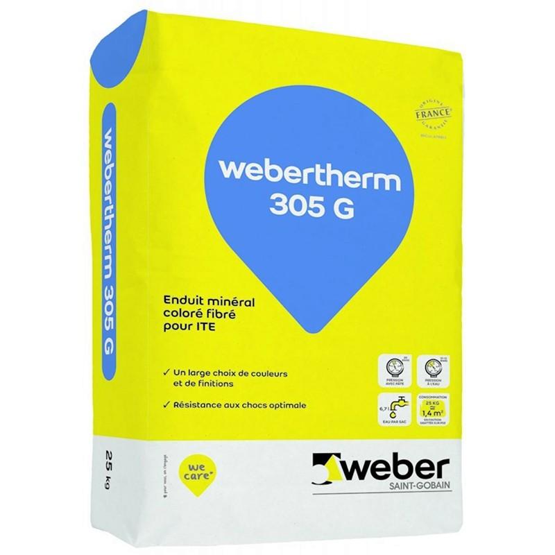 WEBERTHERM 305 G 25KG (WEBER.THERM 305 G)
