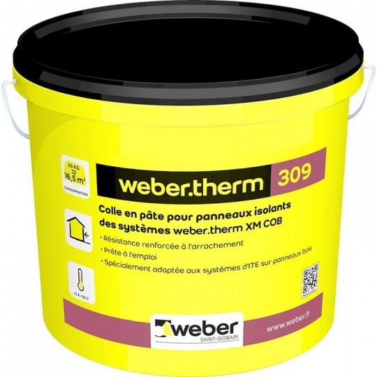 WEBERTHERM 309 25KG (WEBER.THERM 309)