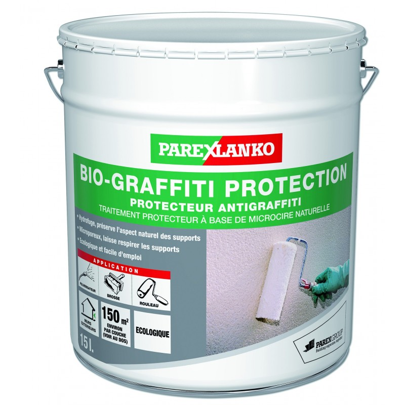 BIO-GRAFFITI PROTECTION 15L