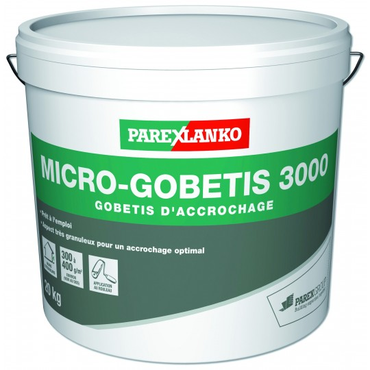 MICRO GOBETIS 3000 20KG