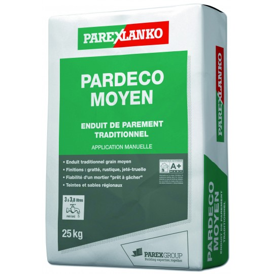 PARDECO MOYEN 25KG