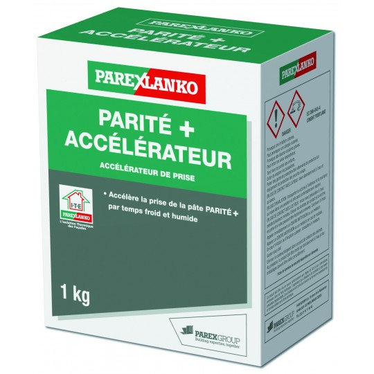 PARITÉ + ACCÉLÉRATEUR 1KG