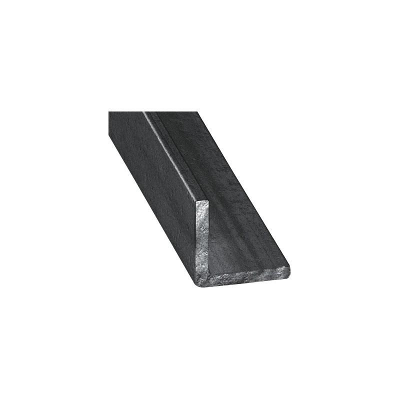 Cornière inégale 40 x 20 mm - ep. 3 mm