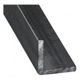 Cornière inégale 100 x 50 mm - ep. 8 mm