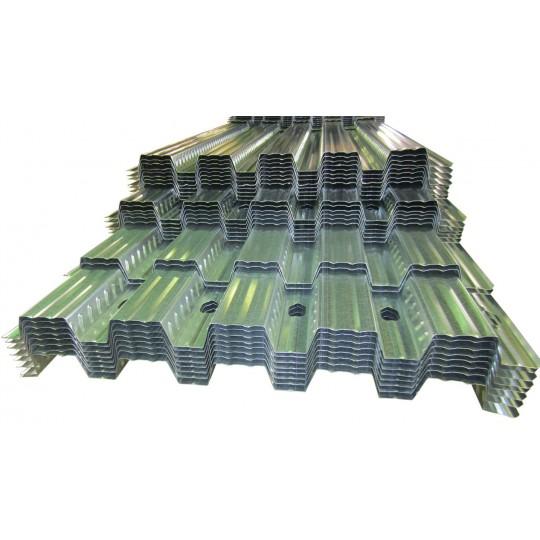 Plancher collaborant COFRAPLUS 60 - 6,10 x 1,03 m