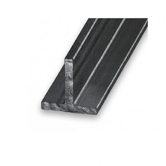 Té égal acier 25 x 25 mm - ep. 3,5 mm