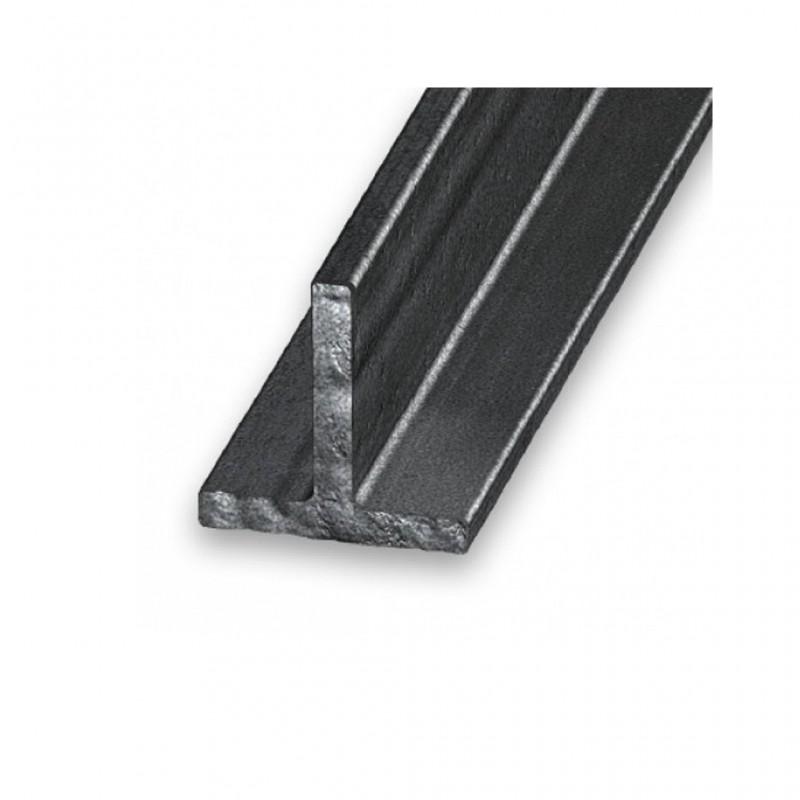 Té égal acier 30 x 30 mm - ep. 4 mm