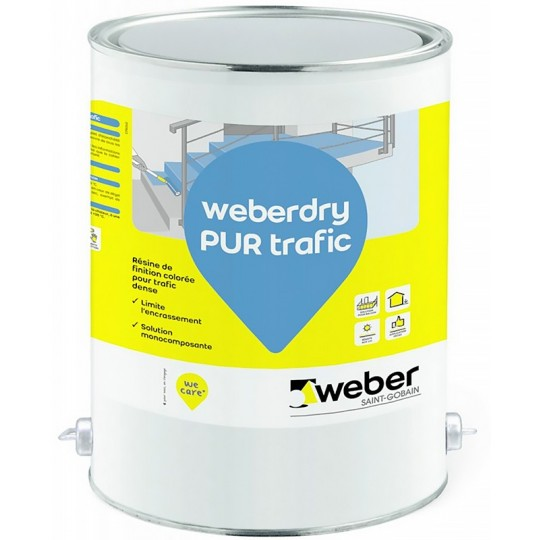 WEBERDRY PUR TRAFIC 5KG