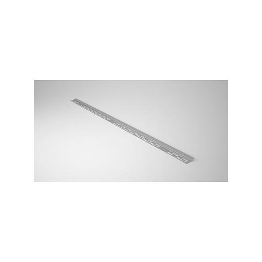 Profilé Lineal inox en biseau pour liaison sol/mur fond de douche