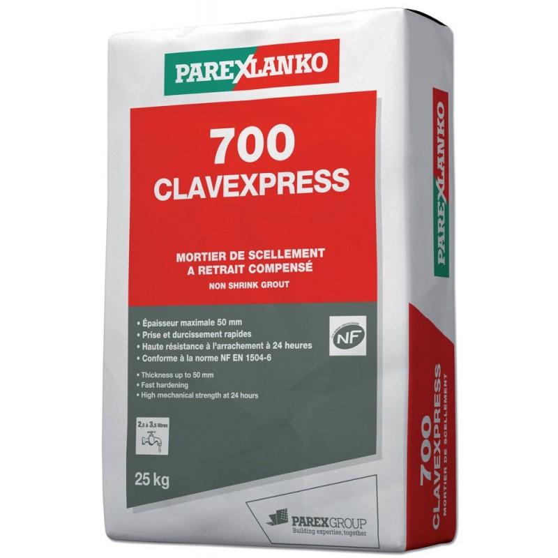 700 CLAVEXPRESS 25KG