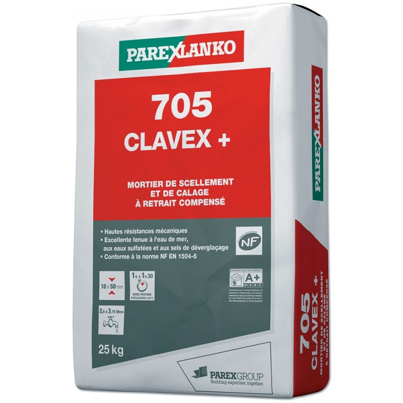705 CLAVEX + 25KG