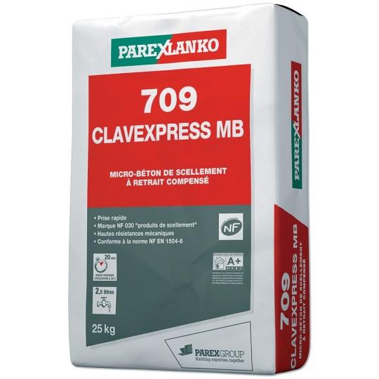 709 CLAVEXPRESS MB 25KG