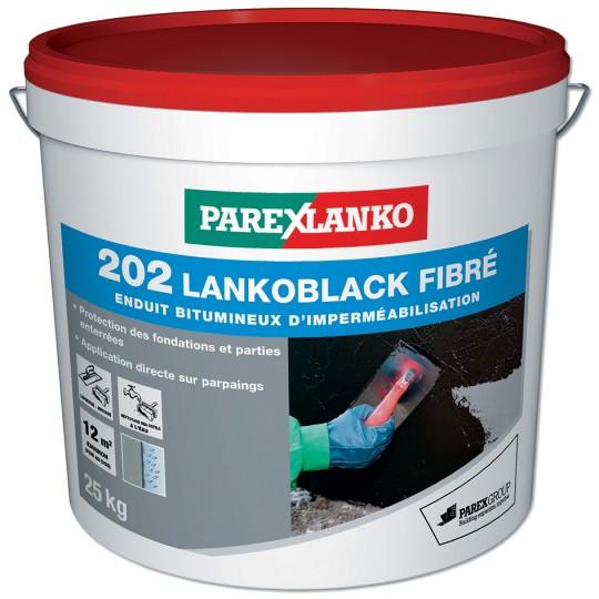 202 LANKOBLACK FIBRE 25KG