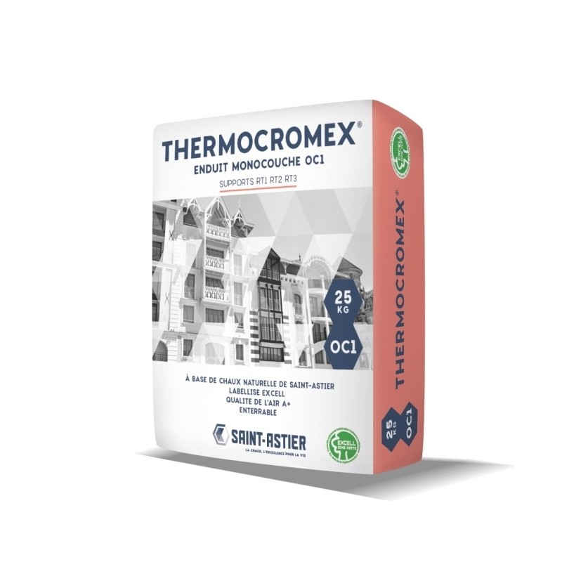 ASTIER THERMOCROMEX TF 25KG