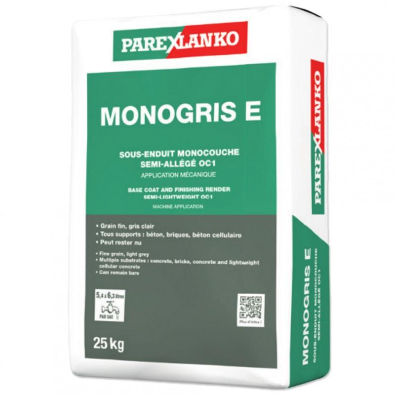 MONOGRIS E 25KG - PALETTE (48 sacs)