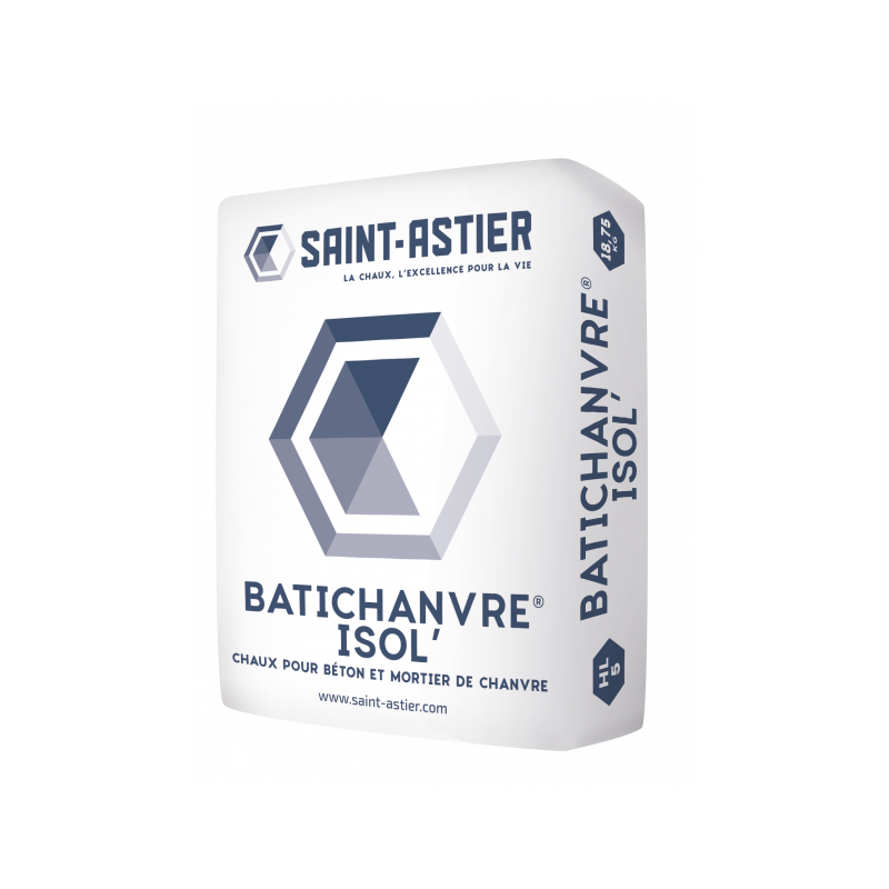 ASTIER BATICHANVRE ISOL - 18,75KG
