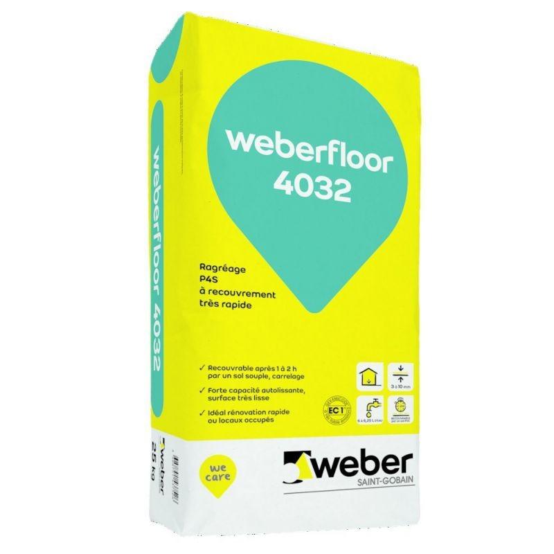 WEBERFLOOR 4032 25KG
