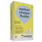 WEBER CHAPE FLUIDE 25KG